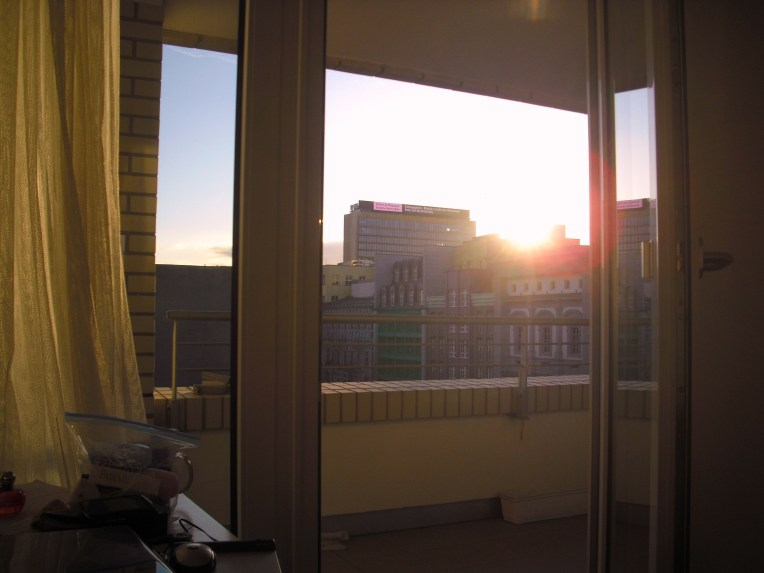 balcon soleil