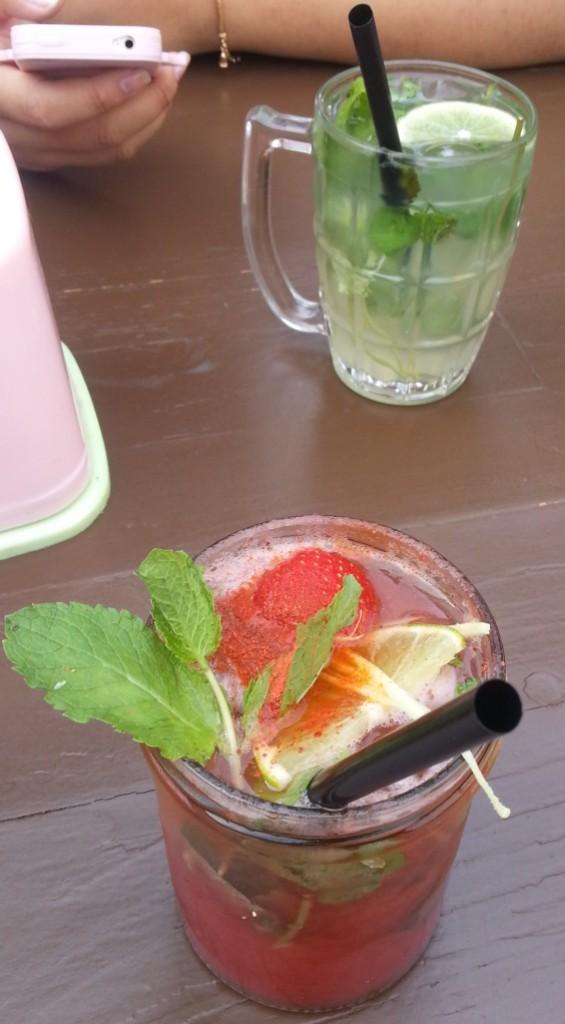 mojito fraise district mot berlin