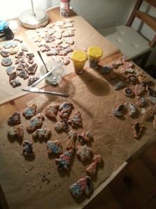 Biscuits de Noël Teaso