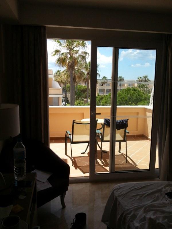 vue balcon sensimar hotel