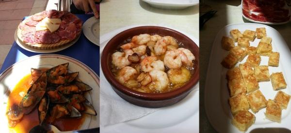 spécialités culinaires chiclana