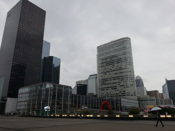 quartier défense paris