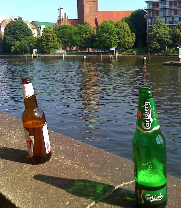 Beer am Spree