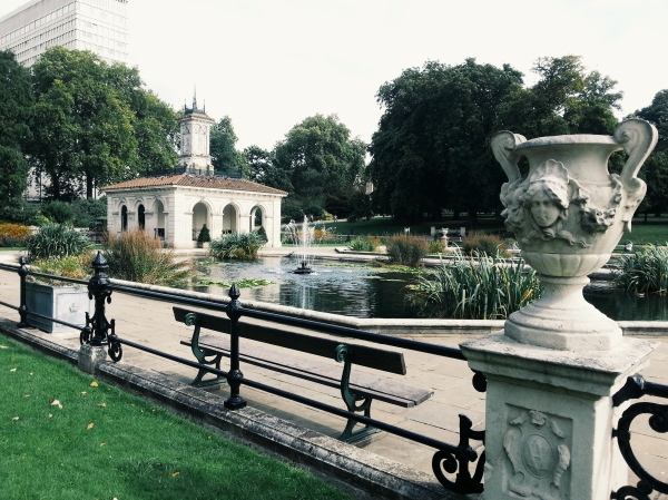 Jardins Kensington