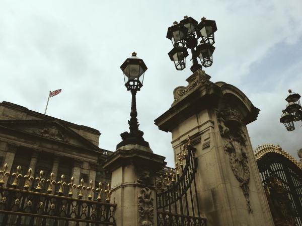 Haut Buckingham Palace