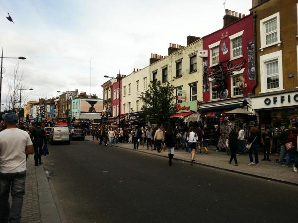 camden street londres