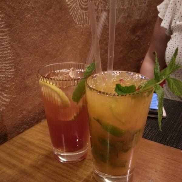 Cocktails Mazsala Zone Londres
