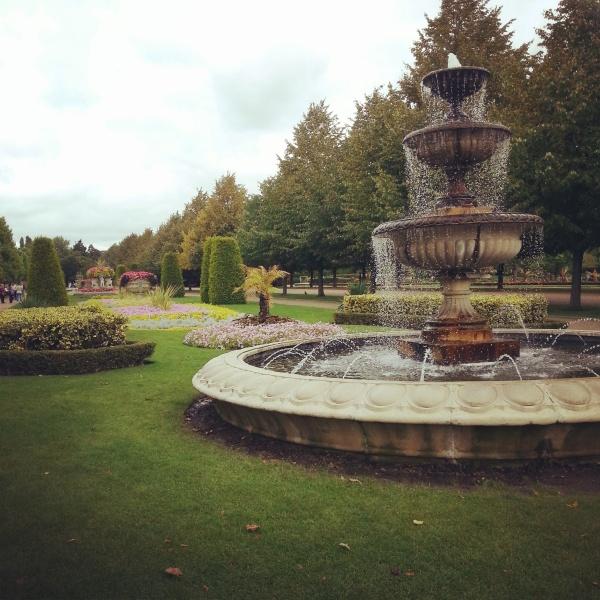 regents park londres