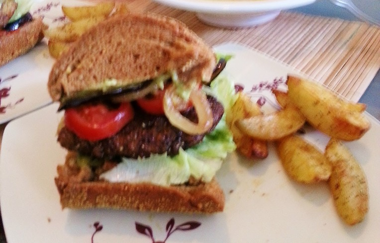 burger kochx