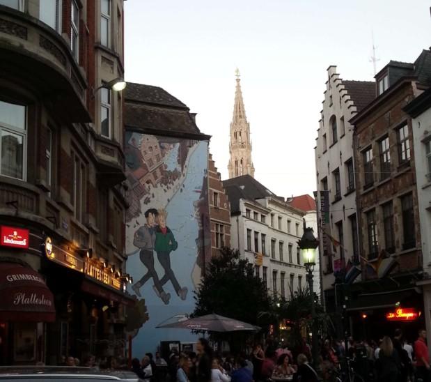 centre ville bruxelles