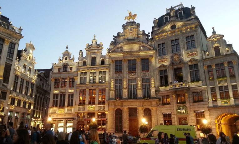place grand marché bruxelles