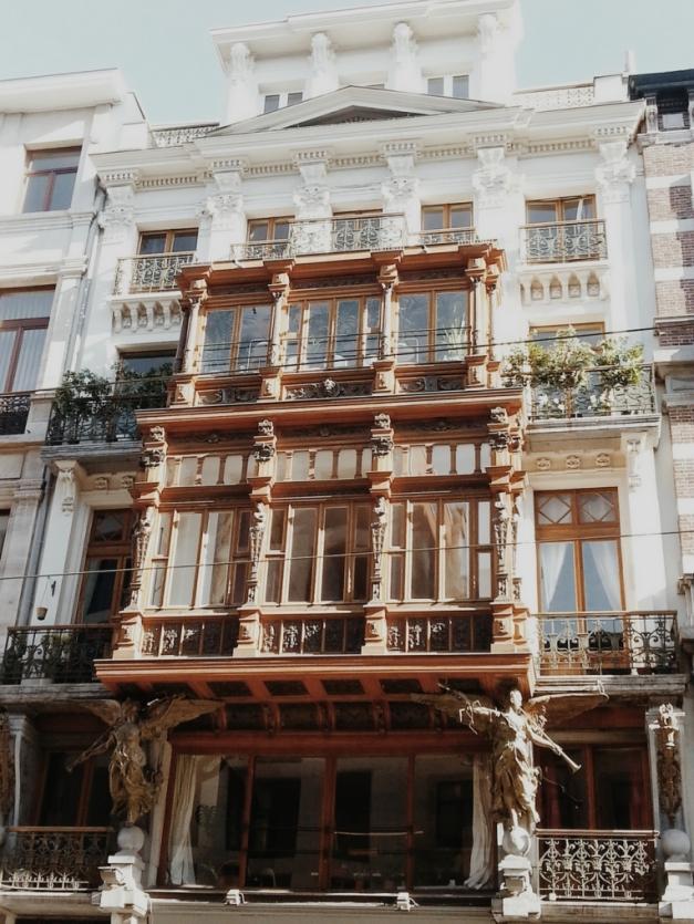 architecture bâtiment bruxelles