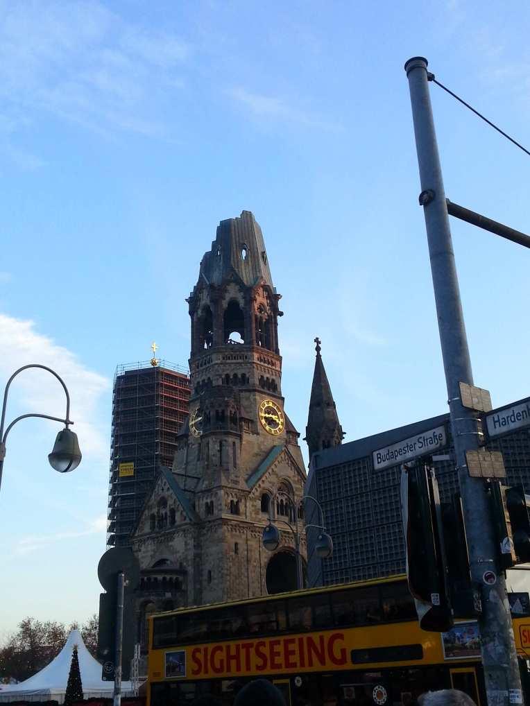 église du souvenir berlin