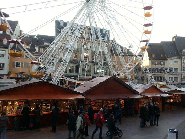 grande roue mulhouse noël