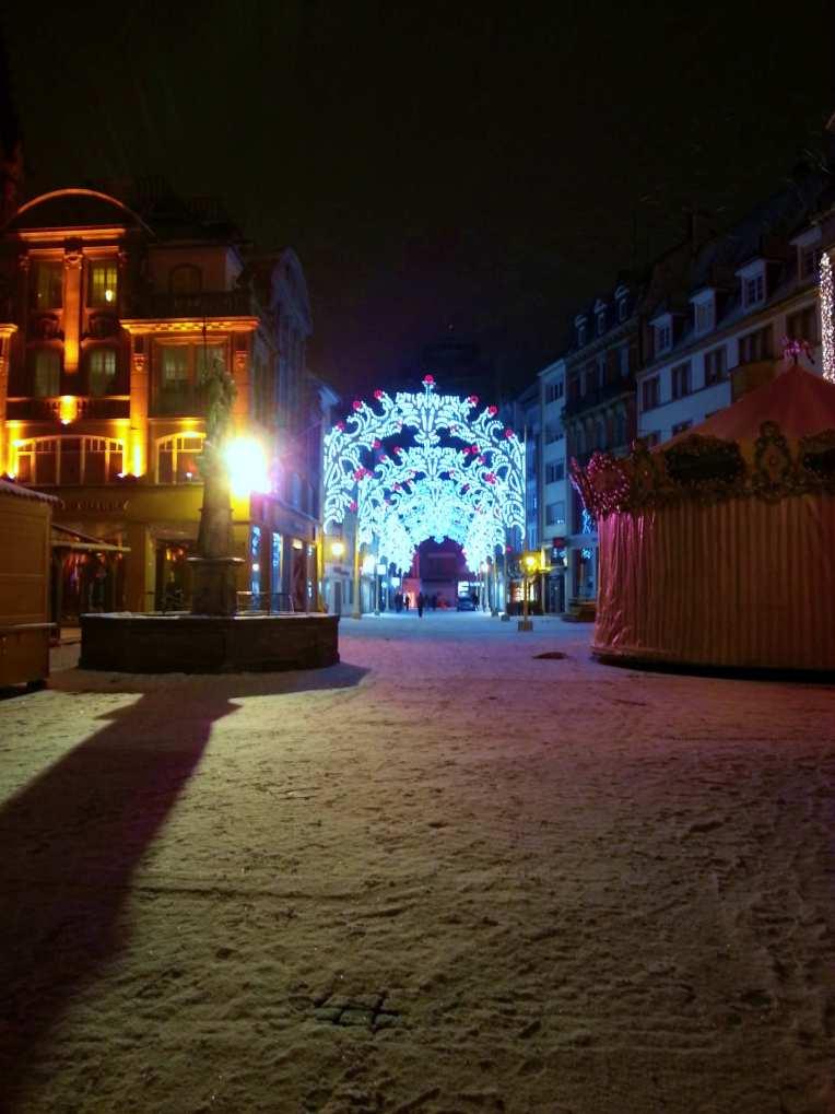 neige mulhouse