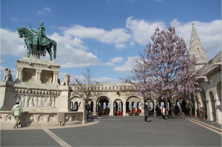 église domaine royal budapest