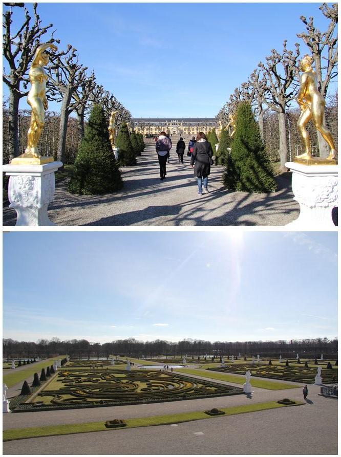 jardins royaux hanovre