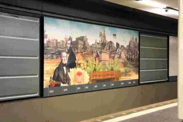 arrêt métro hanovre