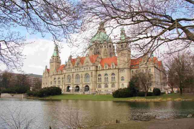 nouvelle mairie hanovre