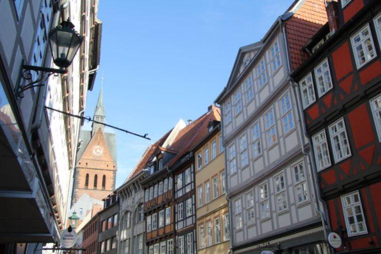 vieille ville hanovre