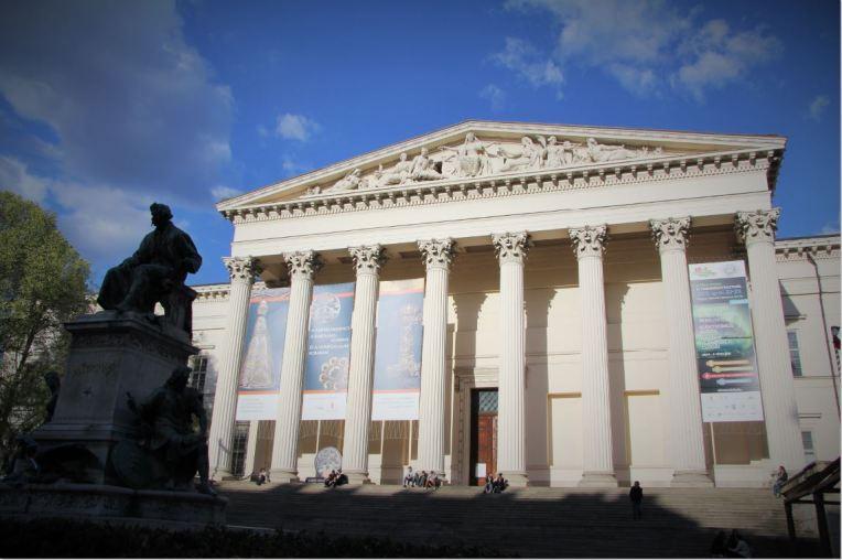 Musée national Budapest