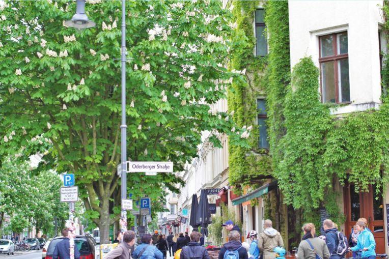 oderbergerstrasse berlin