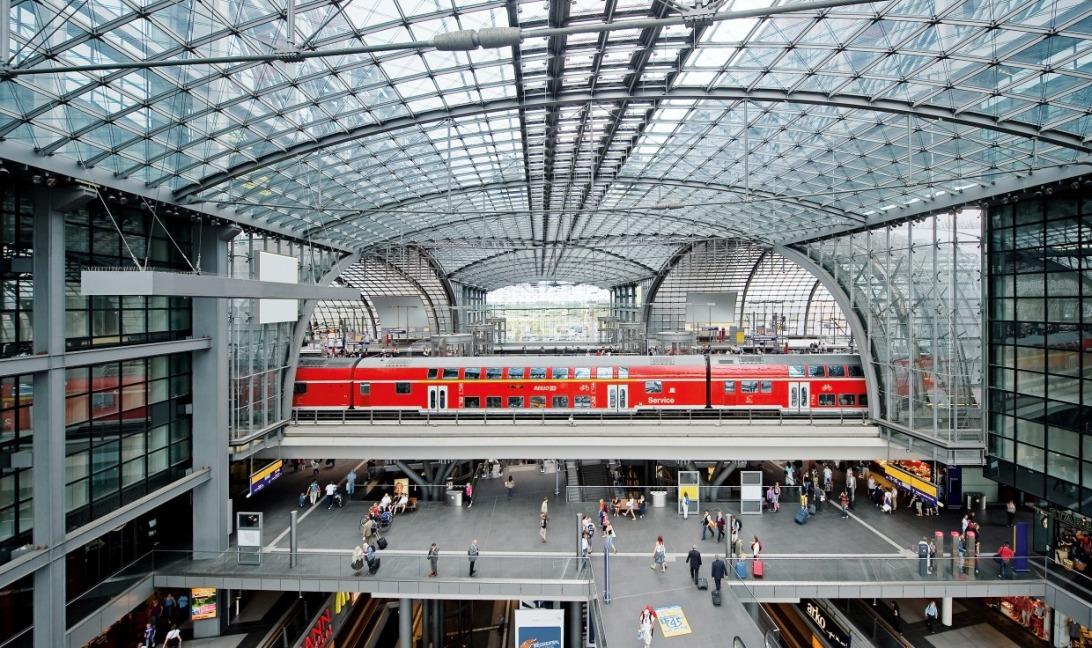gare centrale berlin