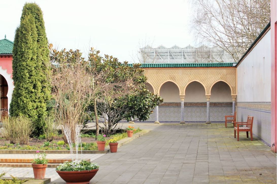 jardin oriental berlin